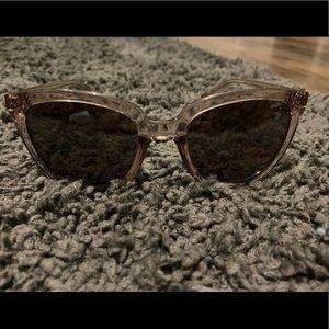 Rose Calvin Klein Sunglasses